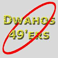 Dwahos 49'ers team badge