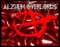 Alzheim Overlords team badge
