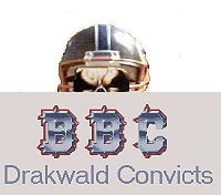 BBC Drakwald Convicts team badge