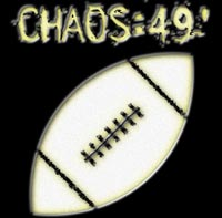 Chaos49 team badge