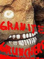 Granite Grunchers team badge