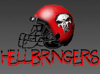 Hellbringers team badge