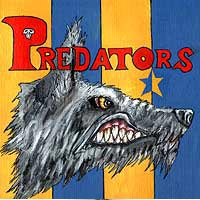Predators team badge