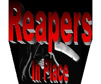 Reapers In Place team badge